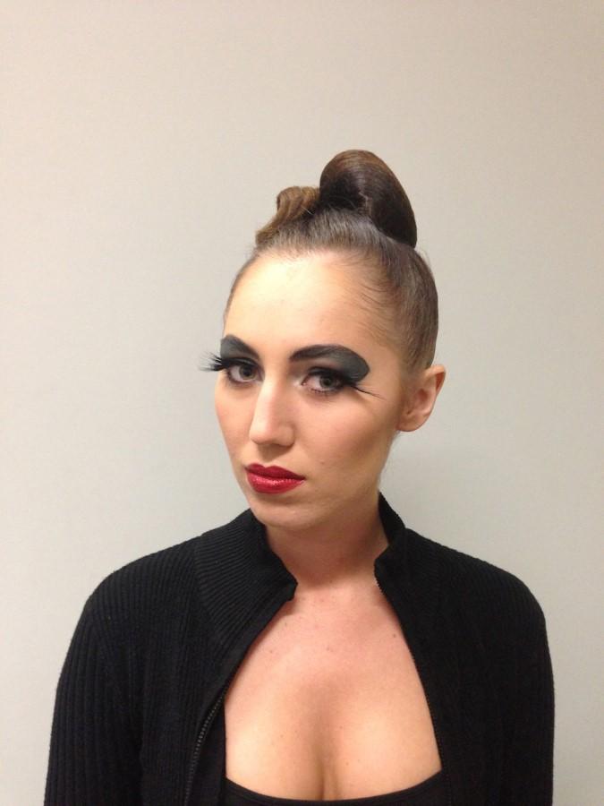Glamour Make Up 3