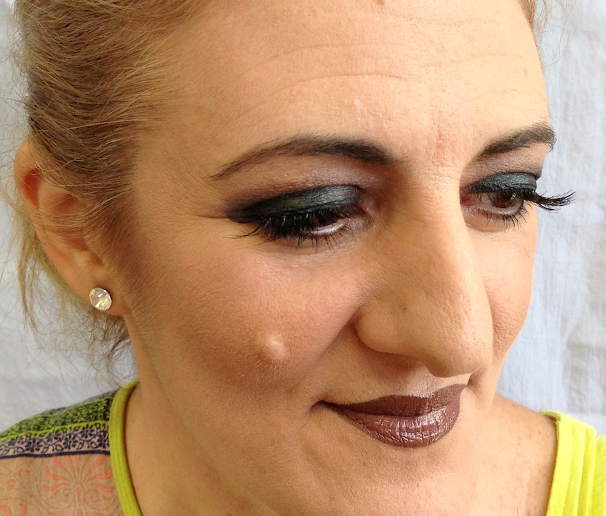 Glamour Make Up 4